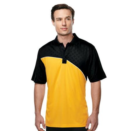 Tri-Mountain Performance Elite K147 Short Sleeve Golf Shirt, 2X-Large,
