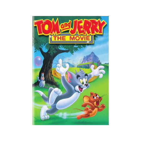 Tom and Jerry: The Movie (DVD)