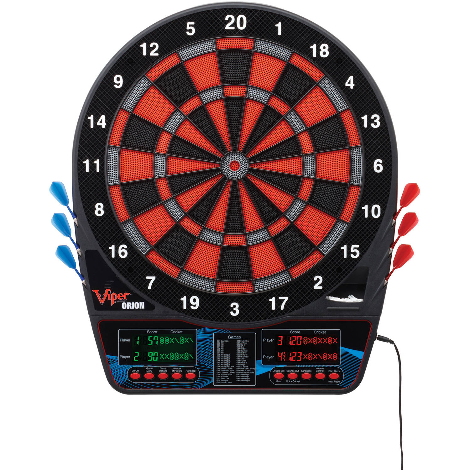 Viper Orion Electronic Dartboard by Generic