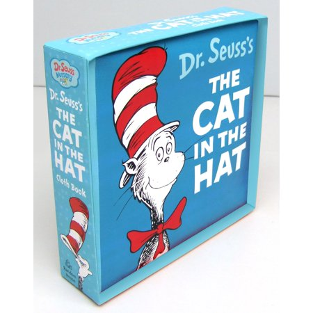 Bright & Early Cloth Book: The Cat in the Hat Cloth