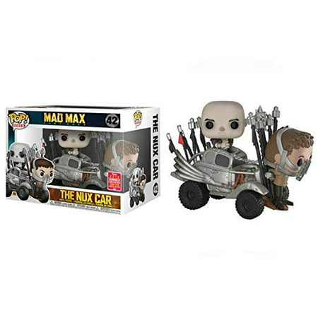 Funko Pop! Rides #42 Mad Max Fury Road The Nux Car (2018 Summer Convention Exclusive) ()