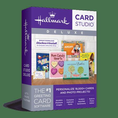 Nova Dev Corp Hallmark Card Studio Deluxe 2018