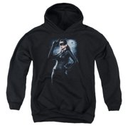 The Dark Knight Rises Out On The Town Big Boys Pullover Hoodie