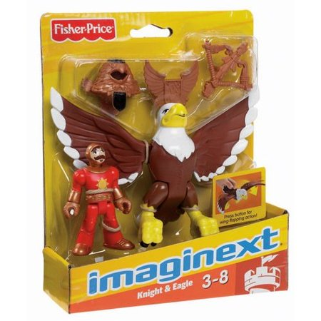 Fisher Price Imaginext Knight   Eagle