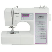 Best brother sewing machine - Brother CS8800PRW 80-Stitch Project Runway Computerized Sewing Machine Review