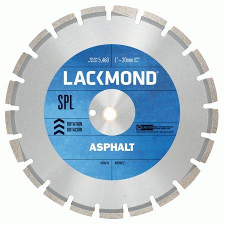 18' One Blade (Lackmond SPL Series Asphalt/Block Blade 18