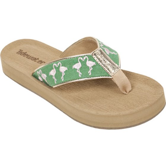 Tidewater Sandals Seabrook Flamingo Flip Flop (Women's)