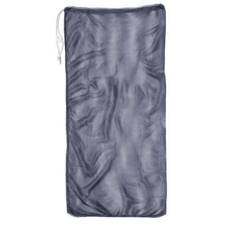 Champion Sports 24x48 Heavy Duty Nylon Mesh Equipment Bag With Drawstring