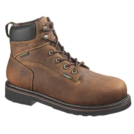 Wolverine W10080 14.0M Mens Brek Boot Brown, 6 in. - Size 14 Medium - image 1 of 1