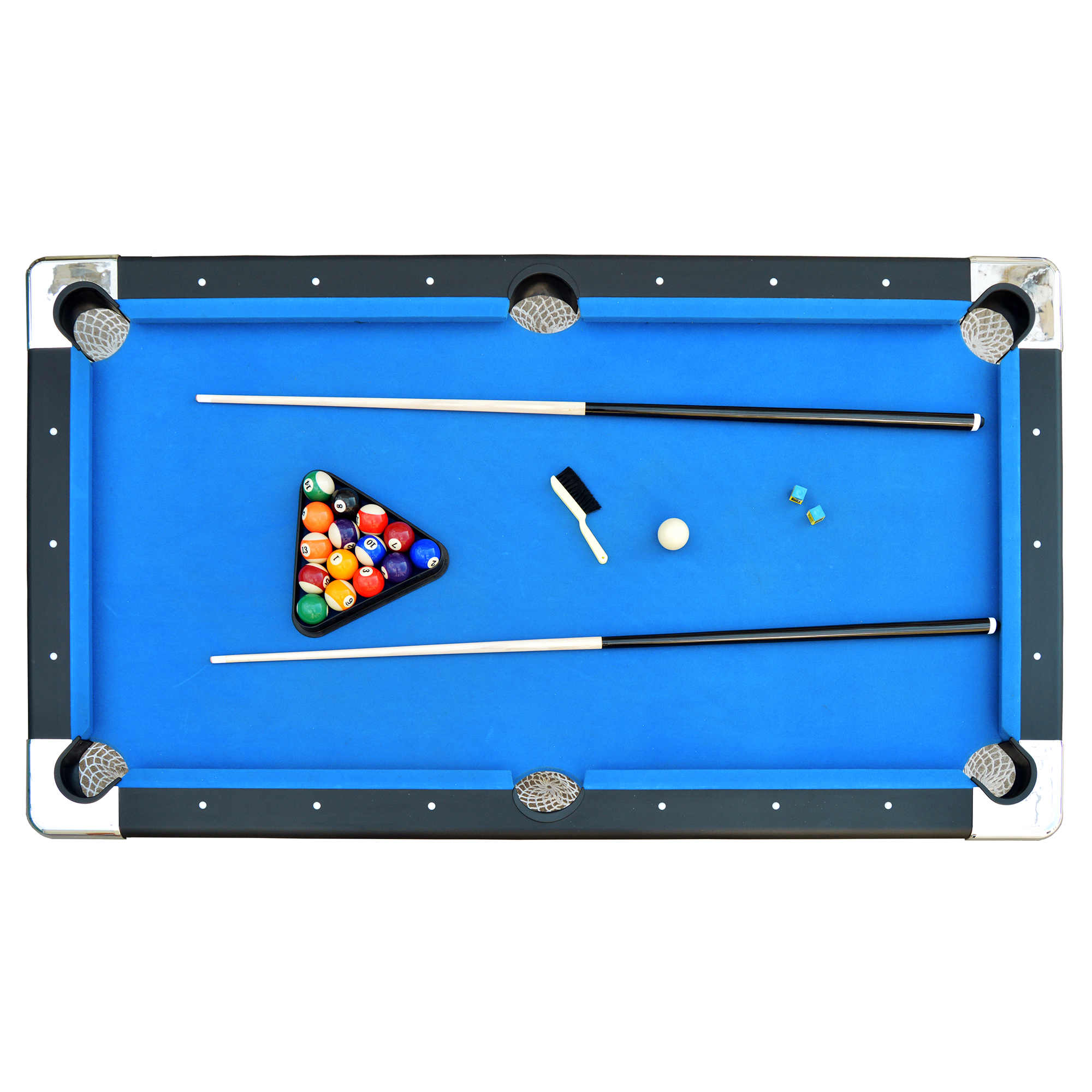 Hathaway Fairmont 6 Ft Portable Pool Table   Walmart.com