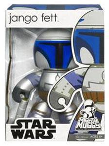 Star Wars Mighty Muggs Vinyl  BOBA FETT 6in Action Figure Boys Toys Xmas Gift