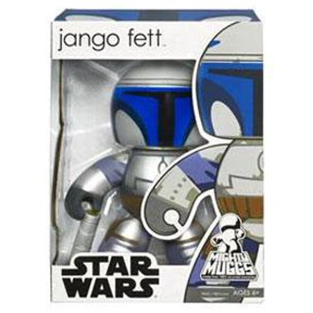 Star Wars Mighty Muggs Wave 3 Jango Fett Vinyl Figure