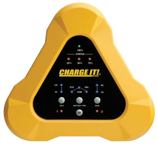 Solar 4506 6/12v 6/2a Charge It! Battery Charger