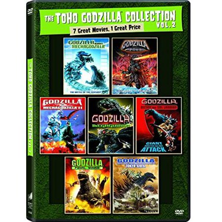 The Toho Godzilla Collection   Volume  2