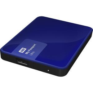 WD My Passport Ultra 3TB USB 3.0 Secure portable drive wi...