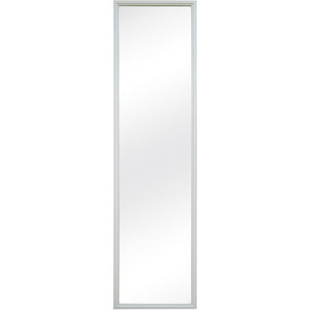 Mainstays 12x48 Door Mirror White