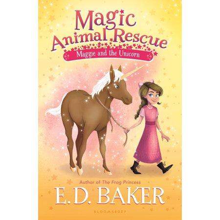Magic Animal Rescue 3: Maggie and the Unicorn
