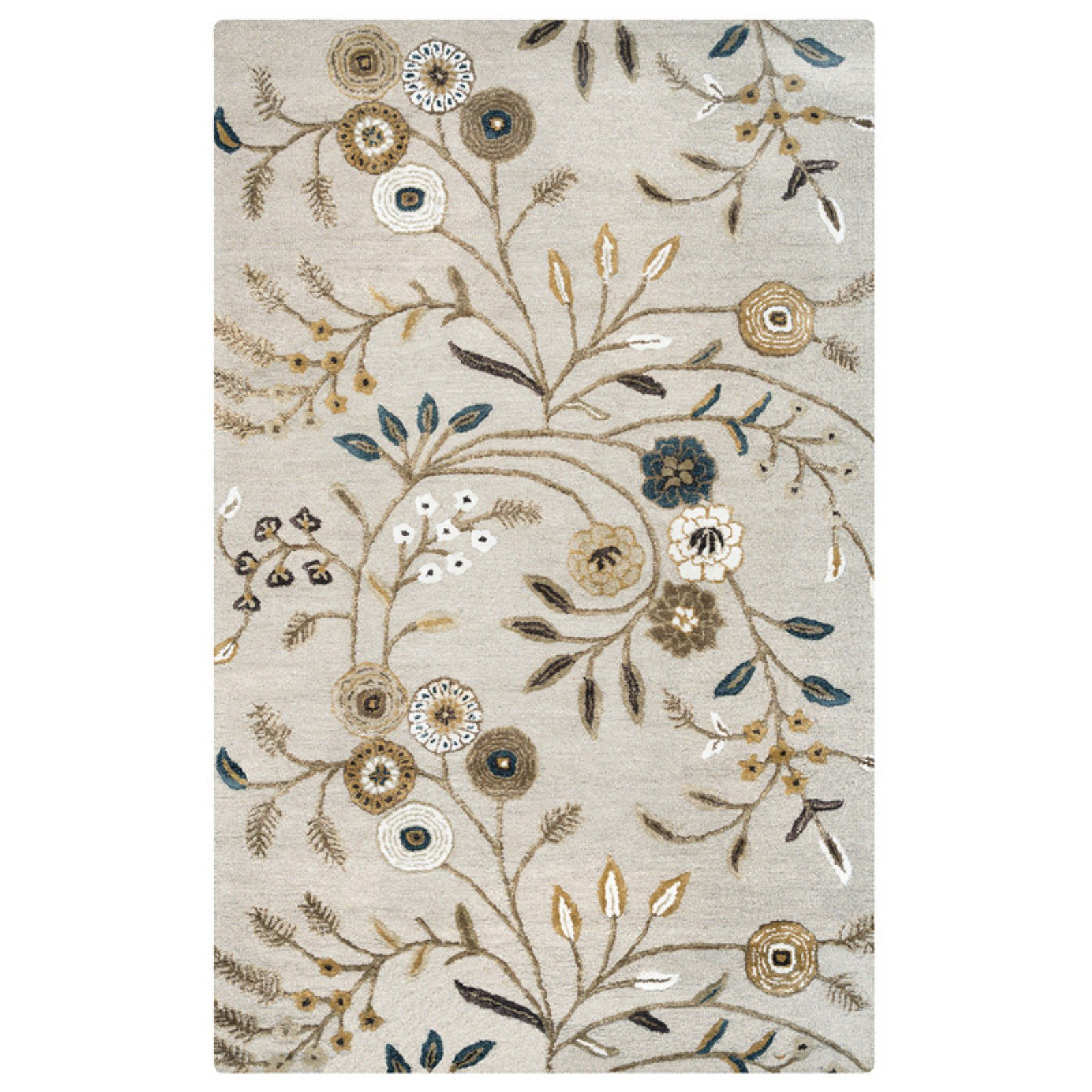 Rizzy Home Eden Harbor Hand-Tufted Area Rug 9 Ft. X 12 Ft. Multicolored Model EDHEH8879BE000912