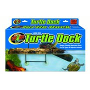 Zoo Med Laboratories Turtle Dock® Large Turtle Pond Dock® 9 X 18 Inch