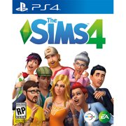 The SIMS 4, Electronic Arts, PlayStation 4, REFURBISHED/PREOWNED