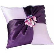 Lillian Rose Radiant Flower Ring Bearer Pillow