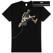 Eddie Van Halen - Edward Jumping Apparel T-Shirt - Black