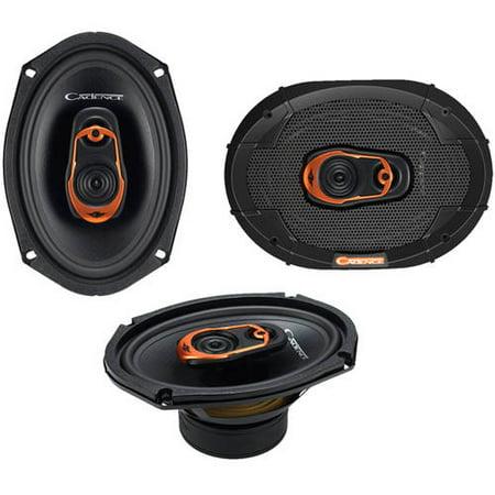Cadence Qrs69 6  X 9  2 Way Speaker System
