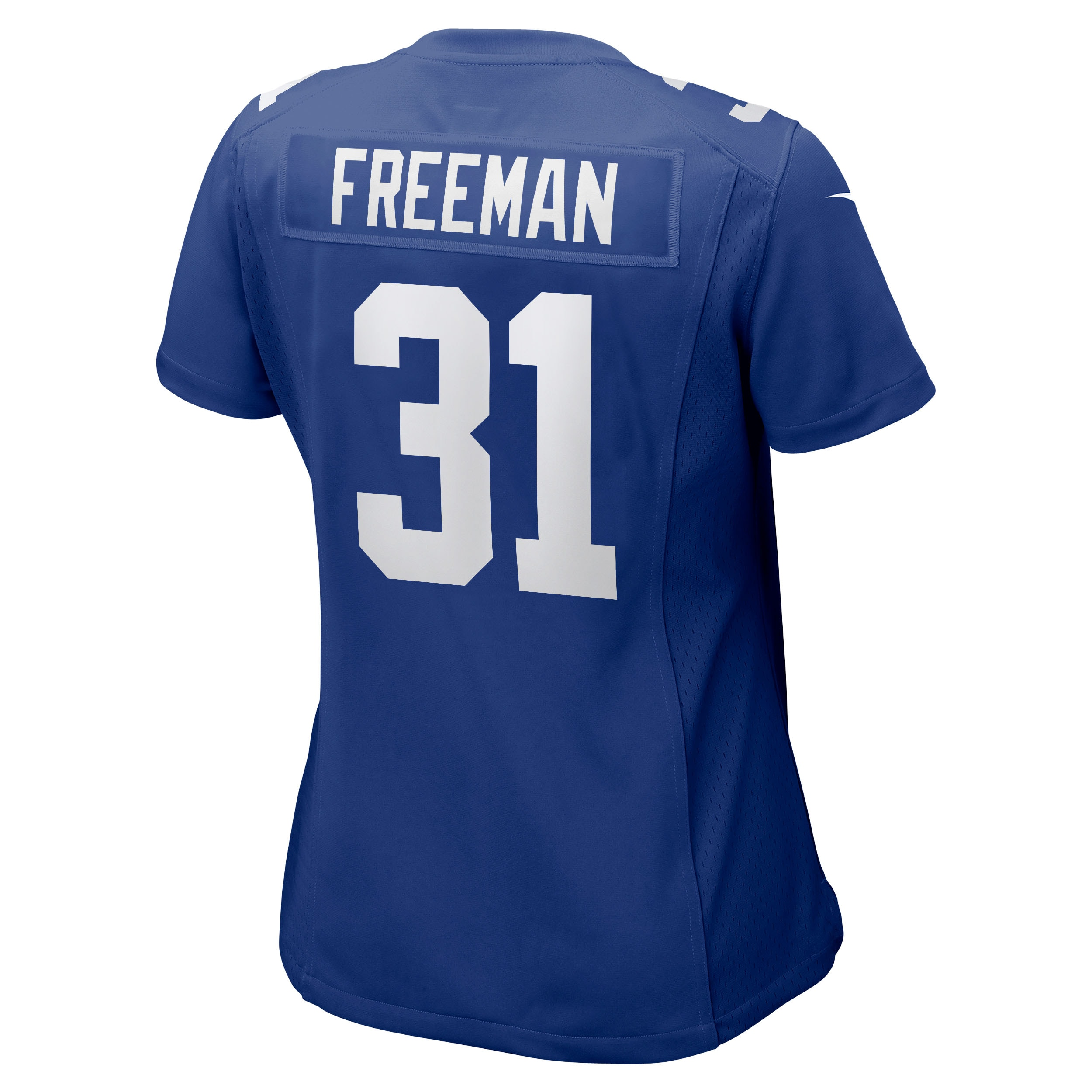 Devonta Freeman New York Giants Nike Women's Game Jersey - Royal