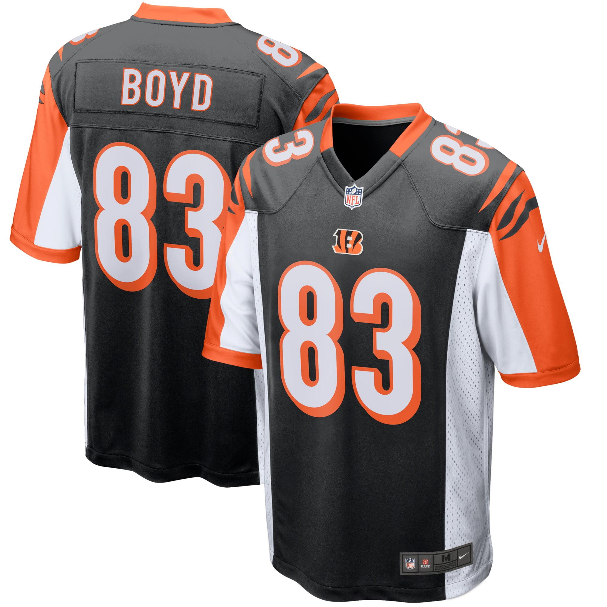 Tyler Boyd Cincinnati Bengals Nike Game Jersey - Black