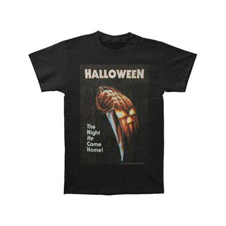 Halloween Men's  The Night He Came Home T-shirt Heather - Halloween The Night He Came Home Toy