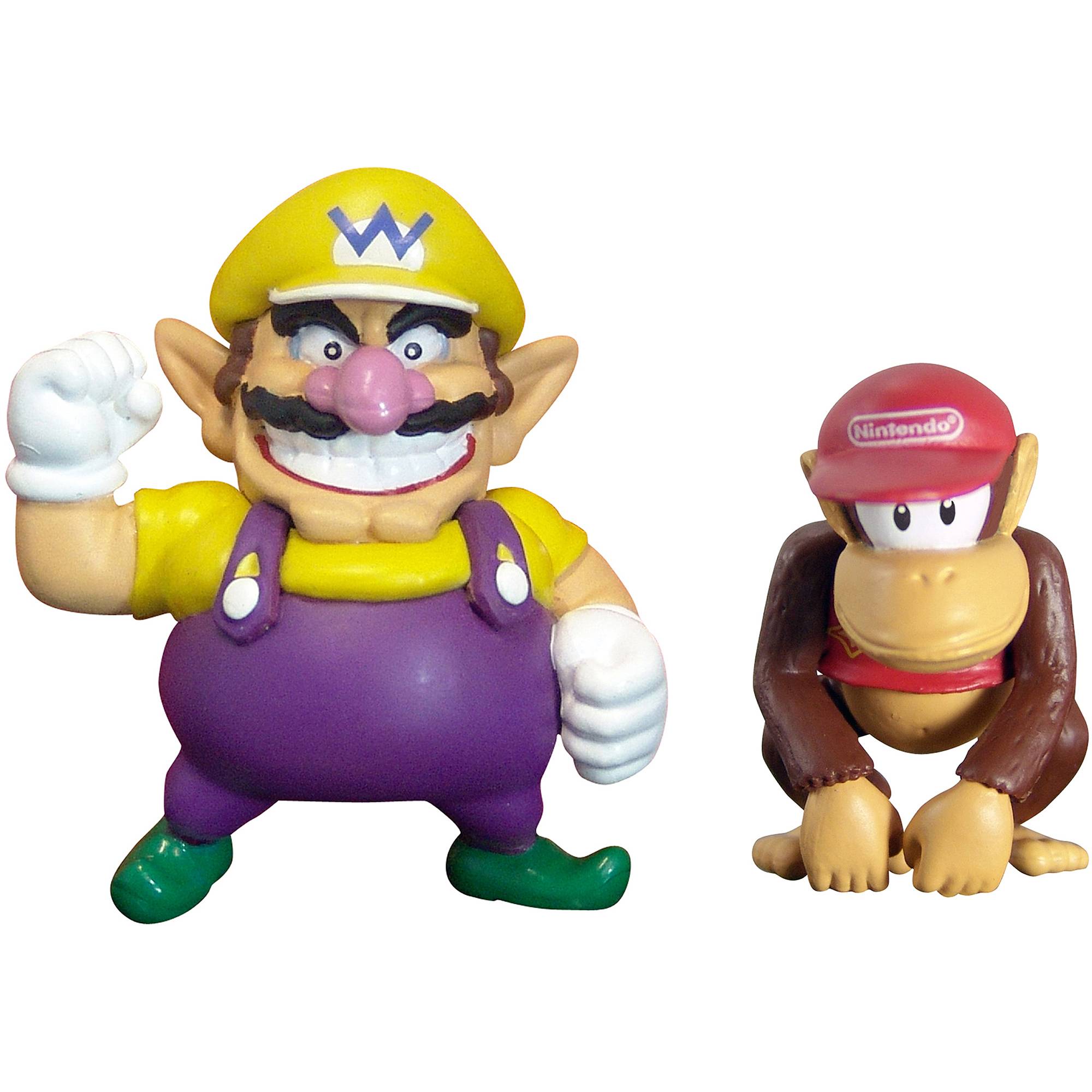 Goldie International Super Mario Series 5 Diddy Kong and Wario