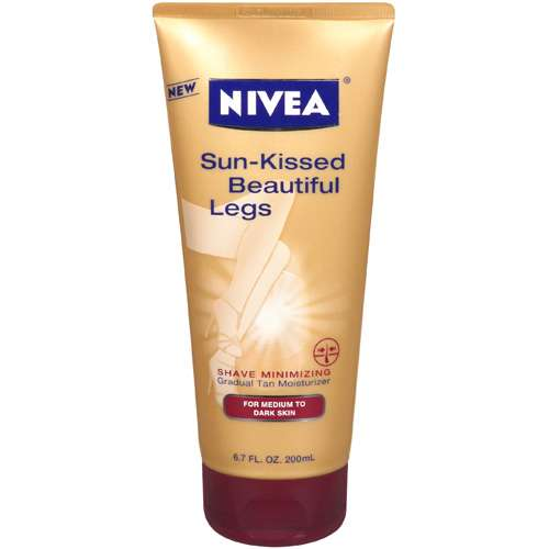 Nivea Tan Moisturizer For Medium To Dark Skin Sun Kissed Beautiful Legs 6.7 fl oz - Walmart.com  sc 1 st  Walmart & Nivea Tan Moisturizer For Medium To Dark Skin Sun Kissed Beautiful ...