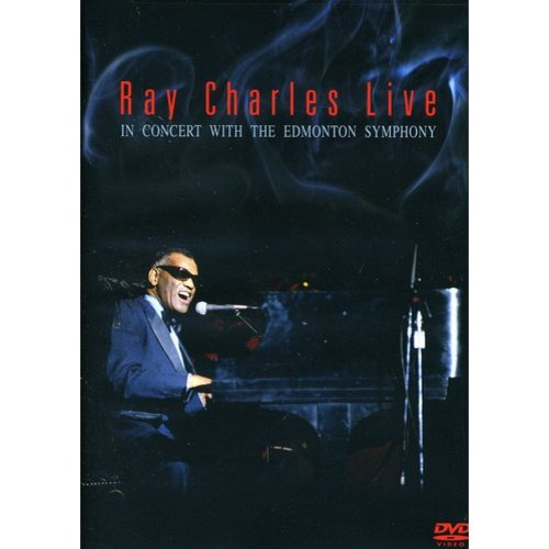 Ray Charles Live: In Concert With The Edmonton Symphony (Music DVD)