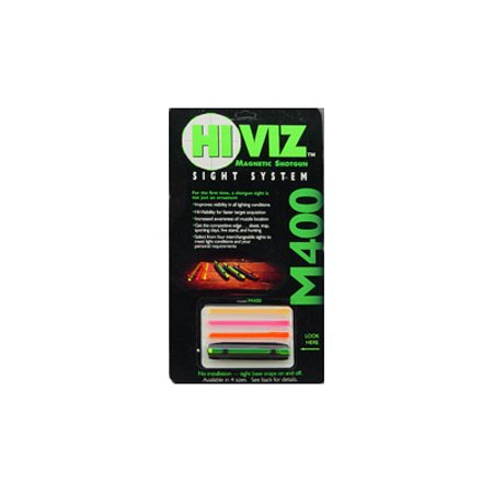 """HIVIZ Sight Systems Wide Magnetic Shotgun Sight .328"""" to .437"""""""