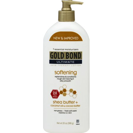 GOLD BOND® Ultimate Softening with Shea Butter Family Size 20oz