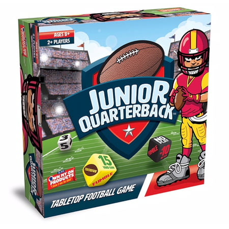 Junior Quarterback Football Board Game (School Spirit Ideas For Football Games)