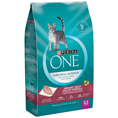 Purina ONE Urinary Tract Health Formula Adult Premium Cat Fo