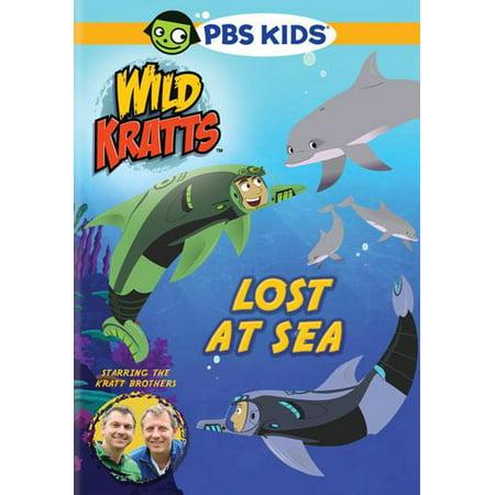 Wild Kratts PBS Kids: Wild Kratts: Lost at Sea (Other)