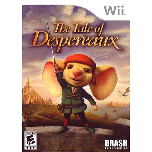 The Tale of Despereaux (Wii) - Pre-Owned