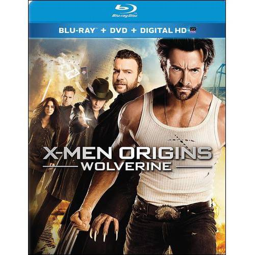 X-Men Origins: Wolverine (Blu-ray   DVD   Digital HD) (With INSTAWATCH) (Widescreen)