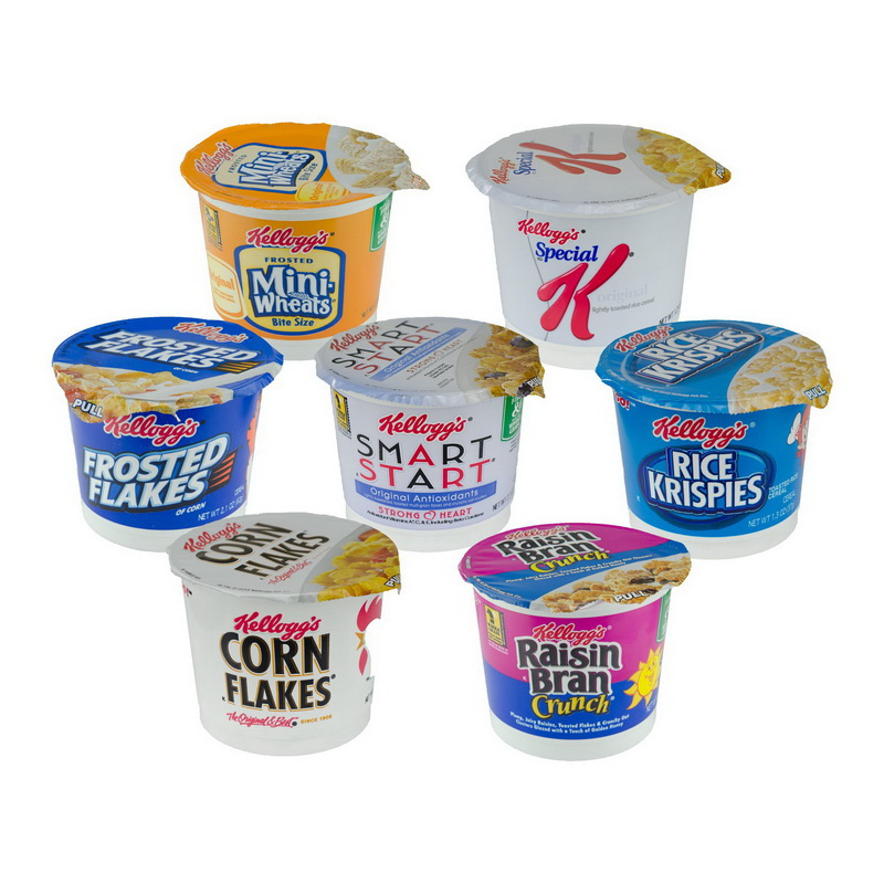 (Price/CASE)Kellogg 3800012609 Total Assortments Classic 60Ct