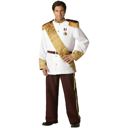 Prince Charming Adult Halloween Costume - Prince Charming Halloween Costumes