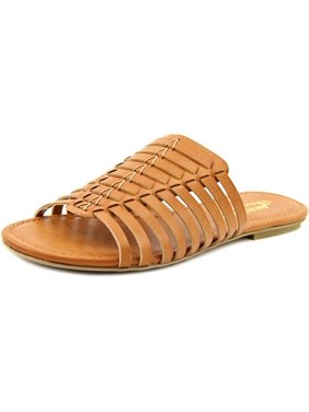 710503a62d024b Product Image American Rag Paige Open Toe Synthetic Slides Sandal