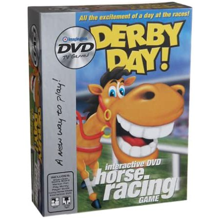 Derby Day - Interactive DVD Game - image 1 of 2