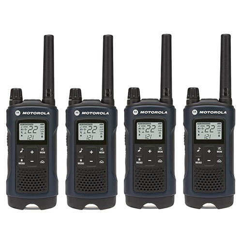 """Motorola T460 (4 Pack) Two Way Radio"""