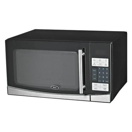 Digital Microwave Oven Black