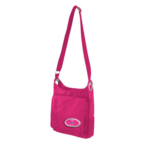 NFL - Indianapolis Colts Breast Cancer Awareness Grommet Cross Body Purse