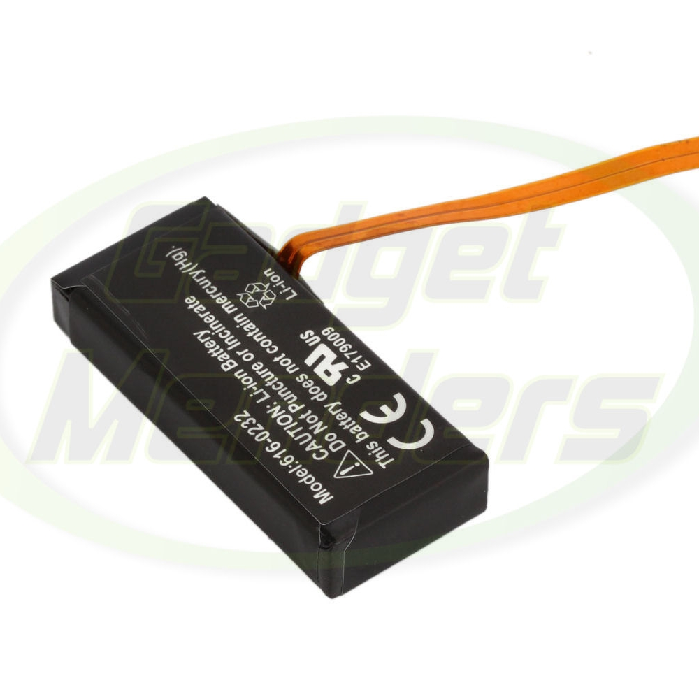 Replacement 850mah Battery For Apple Ipod Classic 6th Generation 160gb Thick Walmart Com Walmart Com