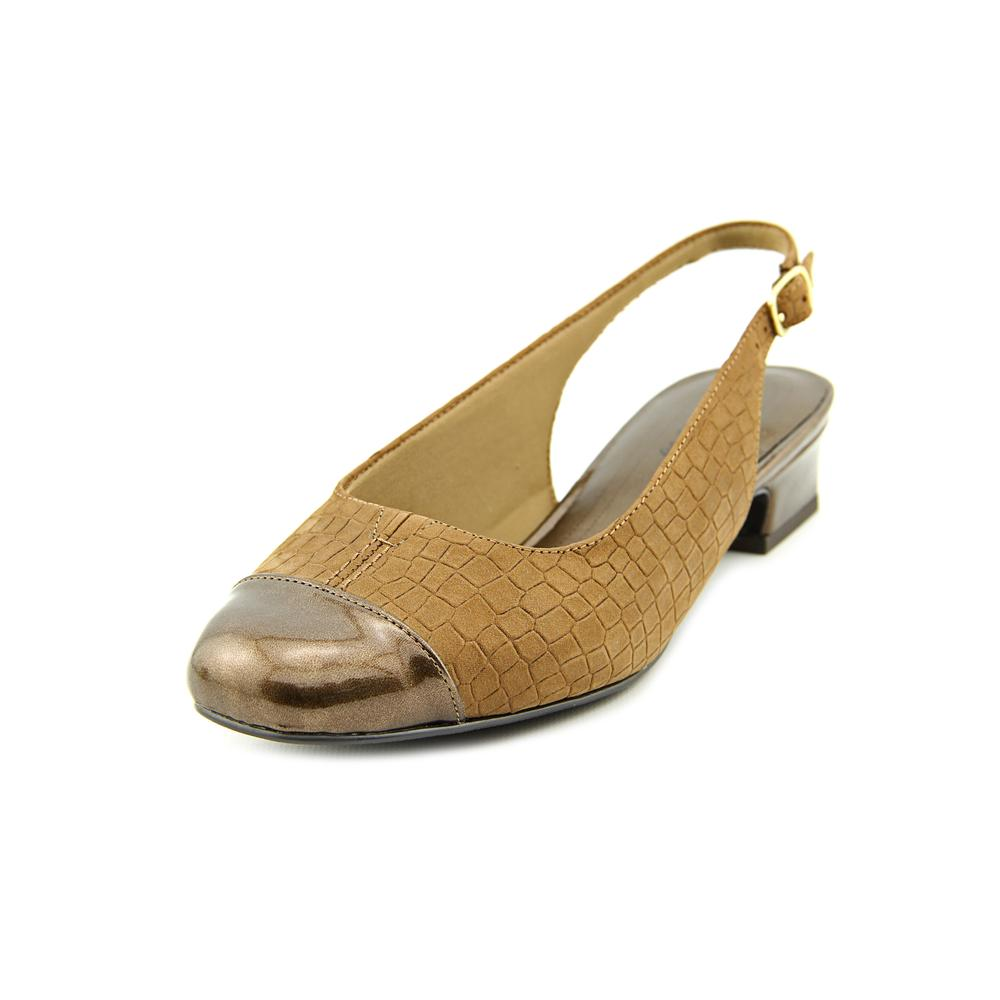 Trotters Dea N S Suede Slingback by Trotters