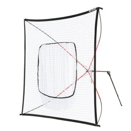 NET PLAYZ Baseball & Softball Practice Hitting Net